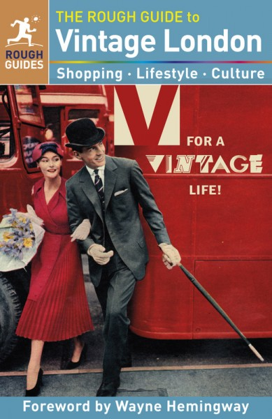 The Rough Guide to Vintage London lrge